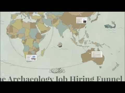 Navigating the Archaeology Job Funnel