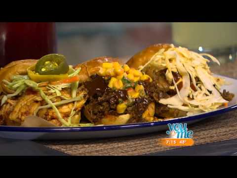 Barbeque Goes South of the Border at BBQ Joint