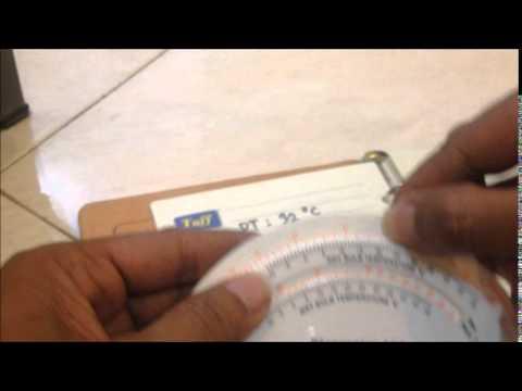 Elcometer 114 dew point calculator