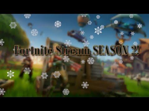 Fortnite Battle Royale Season 2 HOLIDAY UPDATE!
