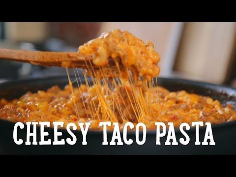 Cheesy Taco Pasta [BA Recipes]