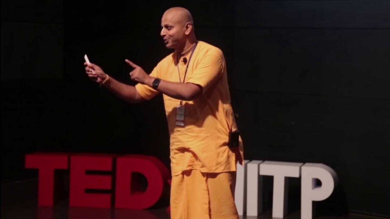 What makes life complete? | Gaur Gopal Das | TEDxMITP