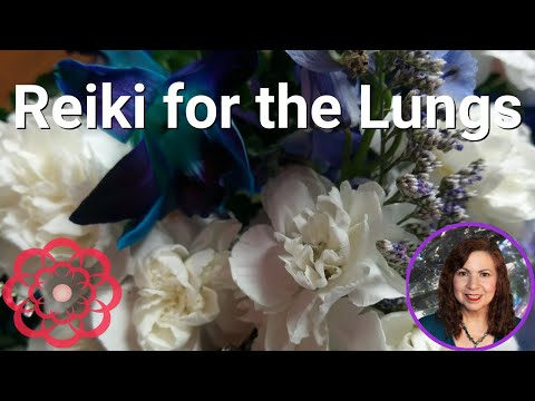 Reiki for the Lungs*