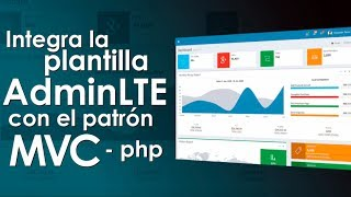 Install AdminLTE Template in CodeIgniter - PakVim | Fastest