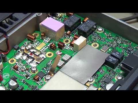 #160 Yaesu FTM-400 no output power fixed. Including modification