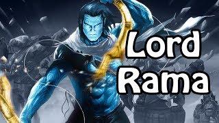 Lord Rama: The Warrior (Hindu Mythology/Religion Explained)