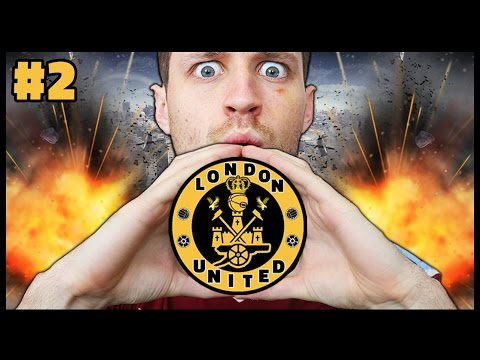 LONDON UNITED! #2 - Fifa 15 Ultimate Team
