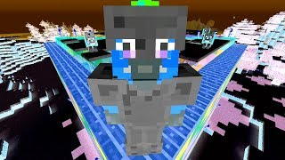 Minecraft PS4 - Back On Track - Negative Challenge {19}