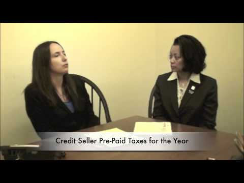 What you need to know about HUD Statements, Closing Cost and Prepaid Taxes!