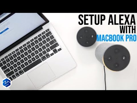 Setup An Amazon Alexa With A Computer