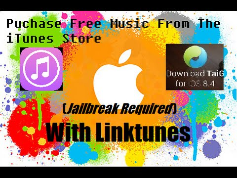 IOS 8.4 Buy Music FREE From iTunes Store (Jailbreak Required)