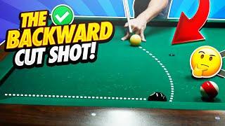Pool Tips - Backward Cut Shots - Cut Balls in Backward when
