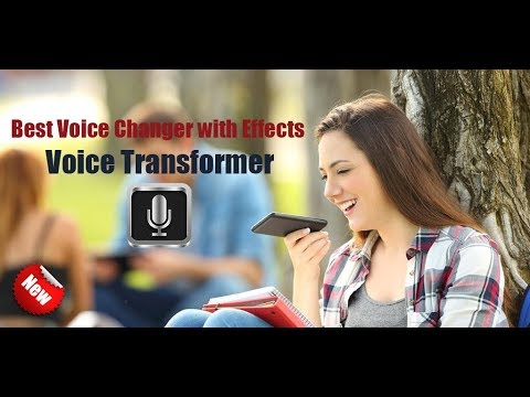 How To Change Your Voice To Anonymous: Pro and Free App For Android Mobile Phone