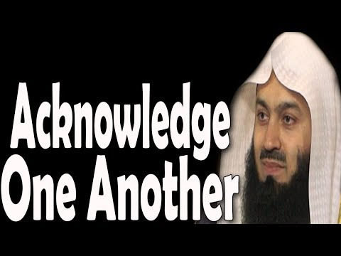 Smelling Good Say To Your Wife   Mufti Menk [Eng-Sub]