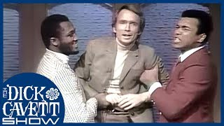 Muhammad Ali and Joe Frazier Pick Up Dick | The Dick Cavett Show