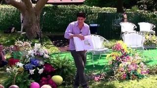 """2011 White House Easter Egg Roll: John Bemelmans Marciano Reads """"Madeleine"""""""