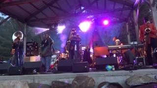 The Dirty Dozen Brass Band Live  Hoxeyville Music Festival 8162014 Part 4 Of 4