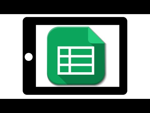 How to Use Google Sheets Mobile App | Open Spreadsheets on Your Phone or Tablet