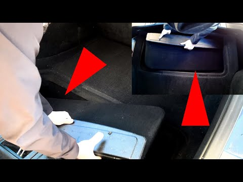 Tesla Rear Trunk Cover Storage Fits perfectly in trunk compartment!