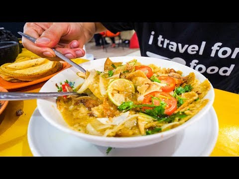 Mexican Street Food Tour in Mérida - HIDDEN GEMS Restaurants and Attractions in Yucatan, Mexico!