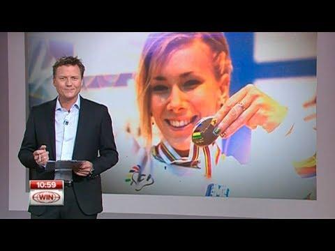 BMX Racing Master Class  |  Wide World Of Sport  | Caroline Buchanan