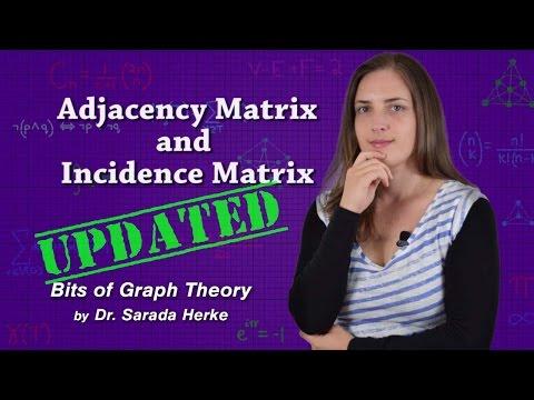 Graph Theory: 07 Adjacency Matrix and Incidence Matrix