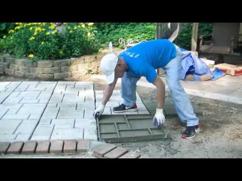 Easy Patio project