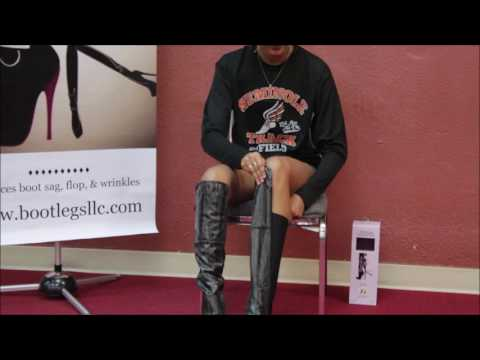 BootLegs Wearable Boot Shapers