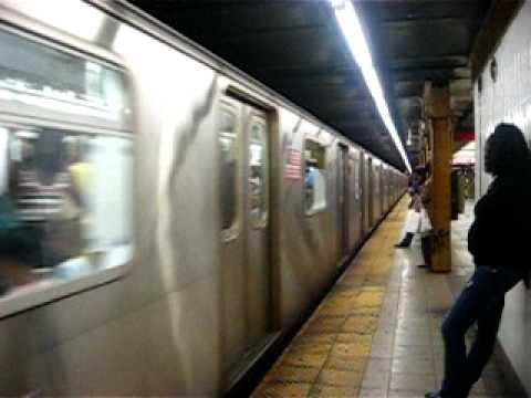 Brooklyn-bound (5) via 7th Av Line Leaves 34th St-Penn Station