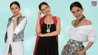 How To Style Ethnic Jewellery With Everyday Western Outfits - POPxo