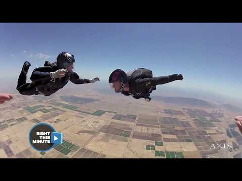 Skydive Jumps In All 50 States