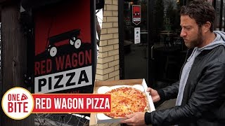 Barstool Pizza Review - Red Wagon Pizza (minneapolis, Mn)
