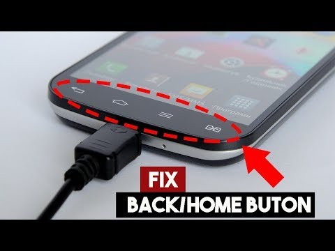 Home Button/Back Button Not Working | Easy Fix | NO ROOT REQUIRED | LATEST FIX [NEW VIDEO]
