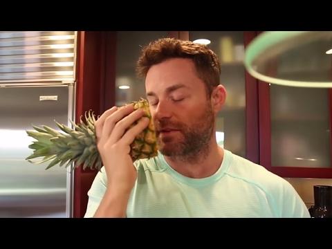 Anti-Inflammatory Pineapple Juice