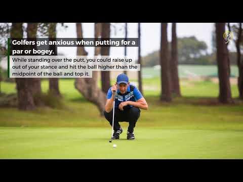 Golf Putting Problems