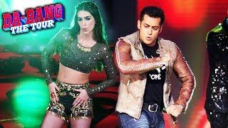 Kriti Sanon To PERFORM With Salman Khan In Da-Bang Tour 2017 Delhi