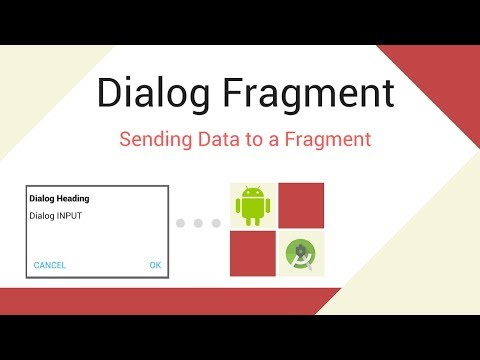 Dialog Fragment to Fragment