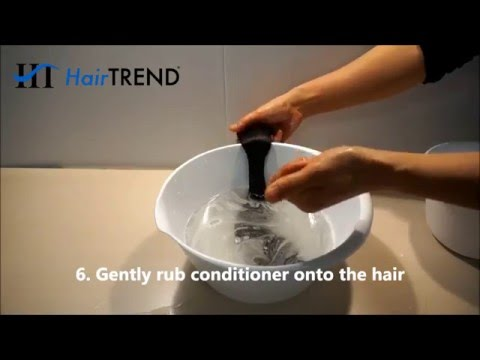 How To Wash A Weave (ESQ Brazilian Body Wave)