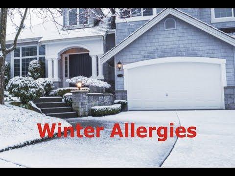 Winter Allergies by IndoorDoctor