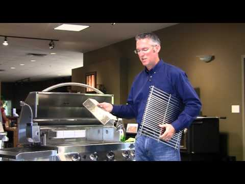 Jackson Grills - How to Clean the Flame Diffuser on a Barbecue