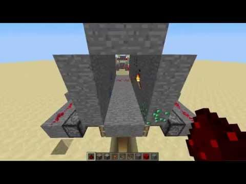 Undetectable Trap: Redstone Ore BUD Automatically Resets
