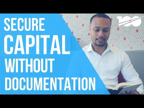 Qualify For Unsecured Capital Without Documentation