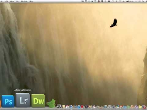 What is in my Dock? (Mac Application Overview)