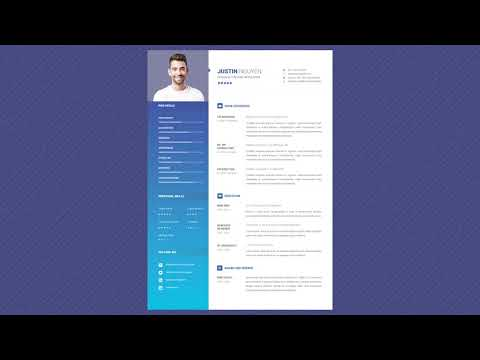 Free Professional Resume Template - Insightful Thinking