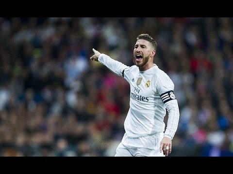 How to defend like Sergio Ramos