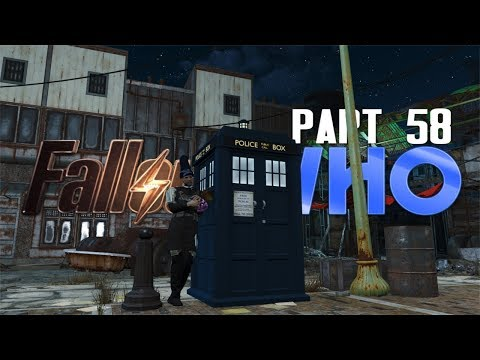 GREENDUDE XL Plays... Fallout Who Part... 58