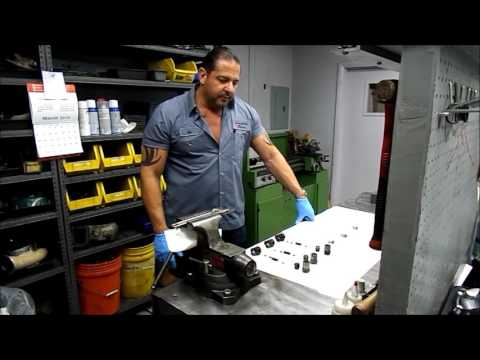 How to Test a Yanmar Injector