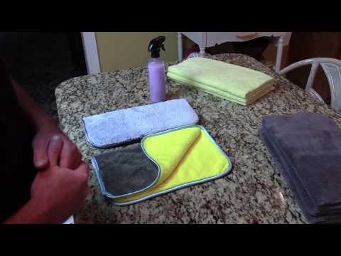 A Better Microfiber Towel - The