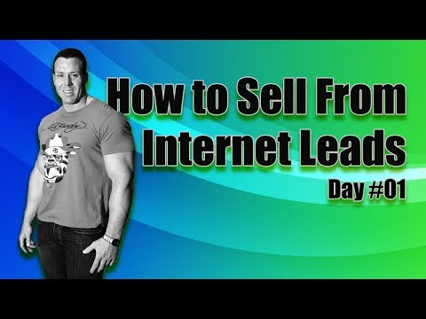 Sales Leads Training #1 Lose the Fear and Build Your Network