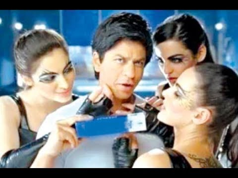 Shahrukh Khan Spokesperson on the Shaving Cream Controversy | Indian Film History